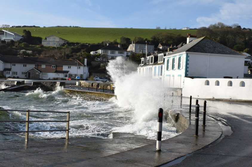 Portmellon Local Area