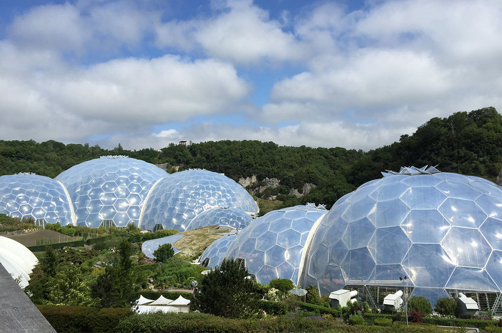 Project Eden, Cornwall